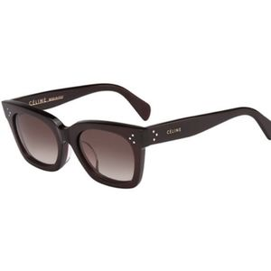 Celine burgundy sunglasses CL41034